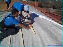 Madera de tejado