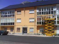Pintura de fachadas en León